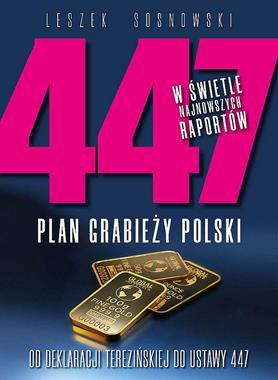 447 Plan grabieży Polski (L.A.Sosnowski)