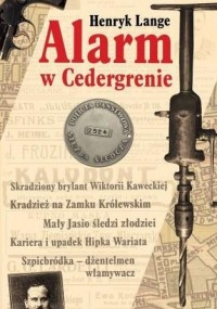 Alarm w Cedergrenie (H.Lange)