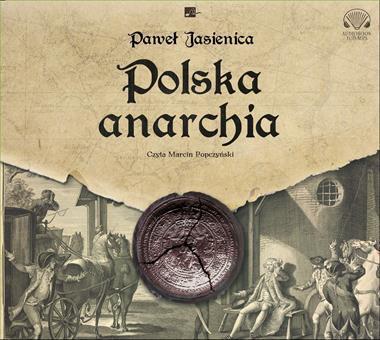 Polska anarchia CD mp3 (P.Jasienica)