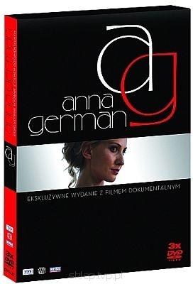 Anna German DVD x 3 (W.Krzystek Al.Timienko)