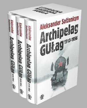 Archipelag Gułag 1918-1956 T.1/3 (Al.Sołżenicyn)