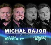 Piosenki Marka Grechuty i Jonasza Kofty CDx2 (M.Bajor)