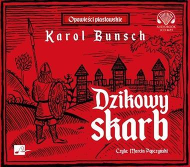 Dzikowy skarb CD mp3 (K.Bunsch)