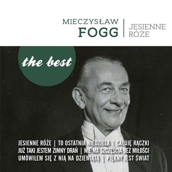 Jesienne róże The Best CD (M.Fogg)