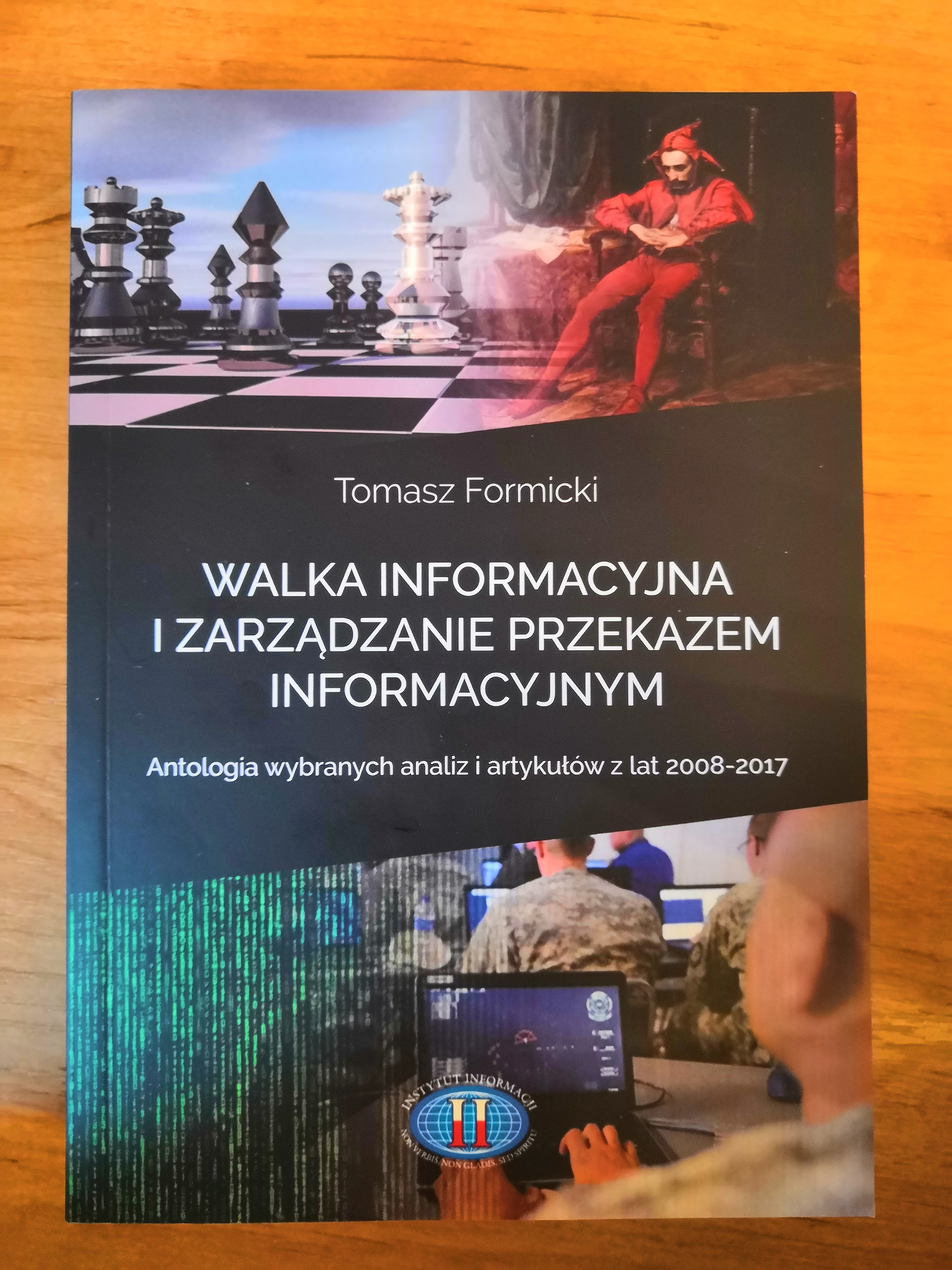 Walka informacyjna i zarządzanie przekzaem informacyjnym (T.Formicki)