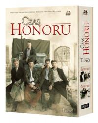 Czas honoru Sezon trzeci DVDx4 (TVP)