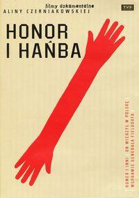 Honor i hańba DVD (A.Czerniakowska)