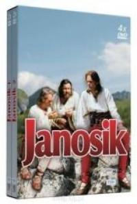 Janosik Serial DVDx4 (J.Passendorfer)