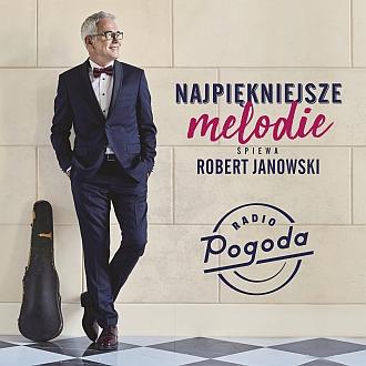Najpiękniejsze melodie śpiewa Robert Janowski CD