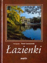 Łazienki mini album wer. angielska (P.Jaroszewski)