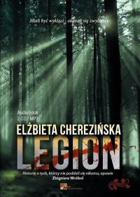 Legion CD mp3 x 2 (E.Cherezińska)