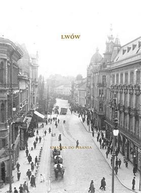 Lwów Książka do pisania (opr.zbiorowe)