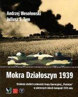 Mokra Działoszyn 1939 Działania wielkich jednostek Grupy Operacyjnej