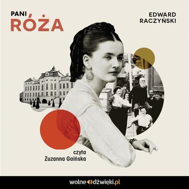 Pani Róża CD mp3 (E.Raczyński)