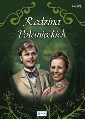 Rodzina Połanieckich Serial DVDx4 (J.Rybkowski)