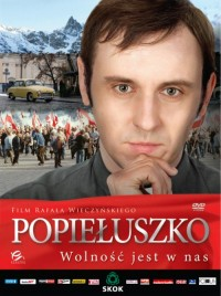 Popiełuszko Wolność jest w nas DVD (R.Wieczyński)