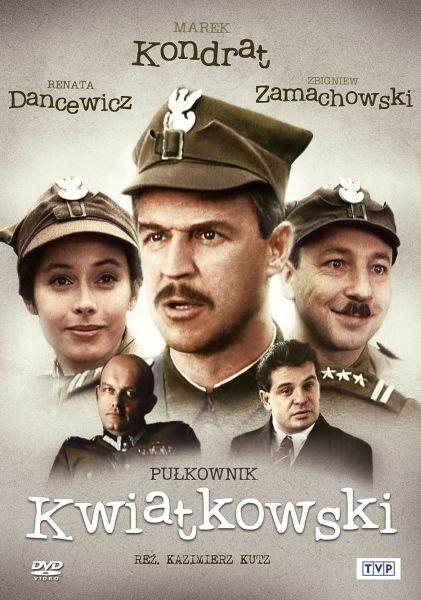 Pułkownik Kwiatkowski DVD (K.Kutz)