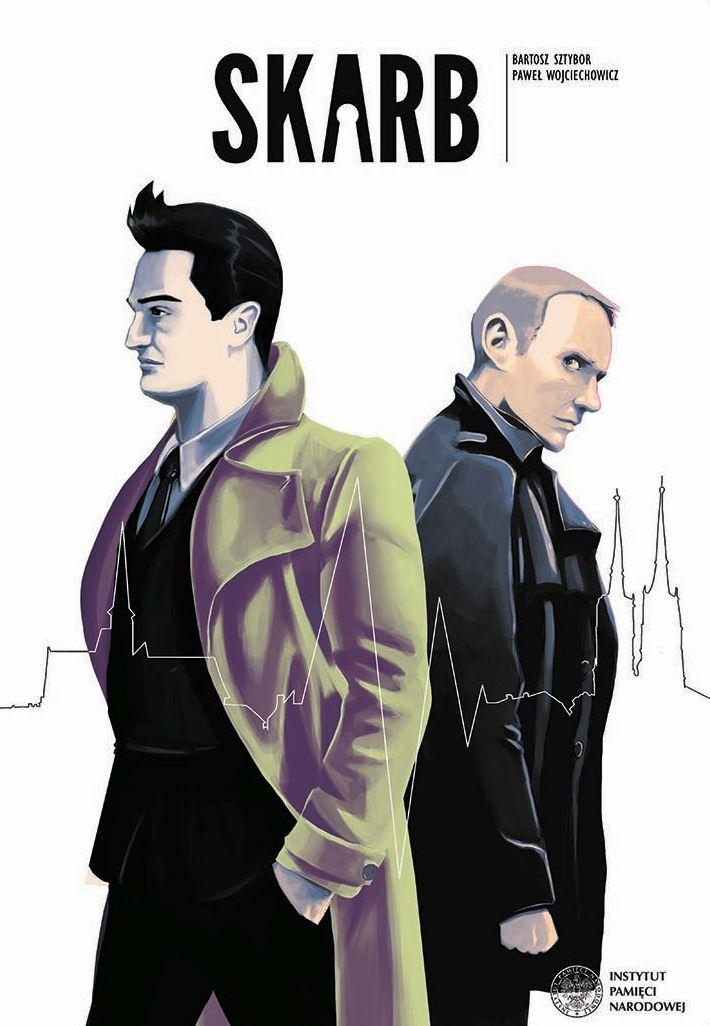 Skarb komiks (B.Sztybor P.Wojciechowicz)