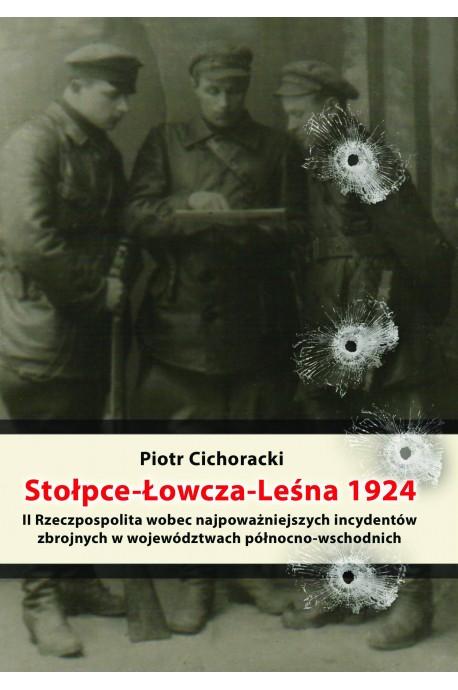 Stołpce-Łowcza-Leśna 1924 (P.Cichoracki)