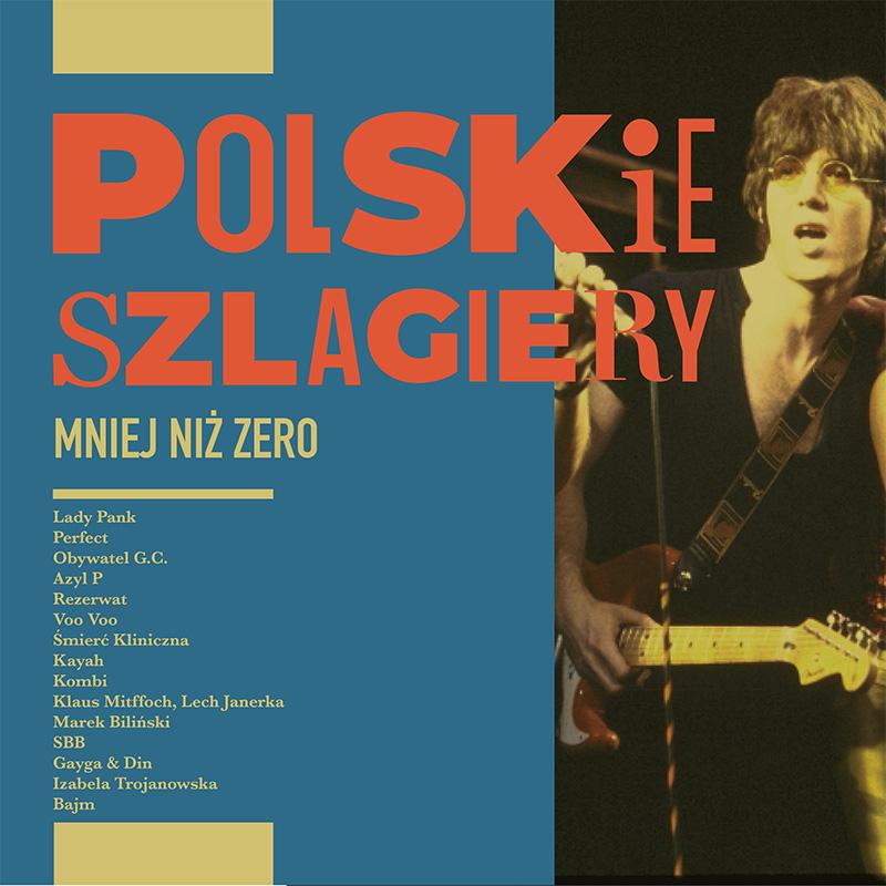 Polskie Szlagiery Mniej niż zero CD (MTJ)