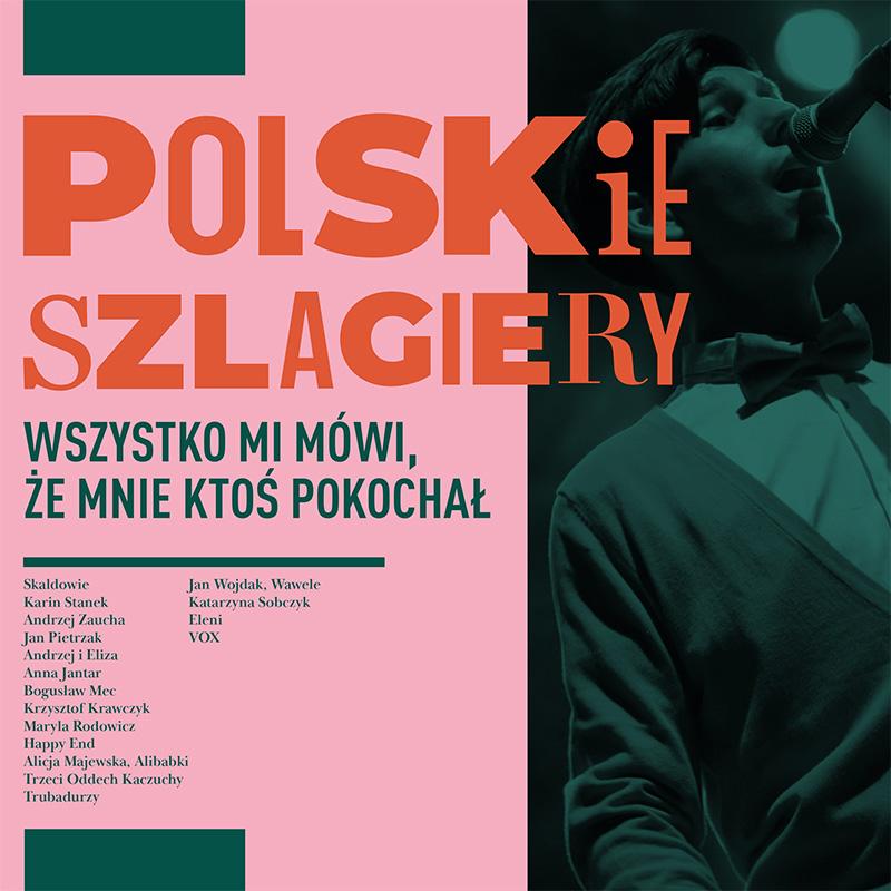 Polskie Szlagiery Wszystko mi mówi, że mnie ktoś pokochał CD (MTJ)