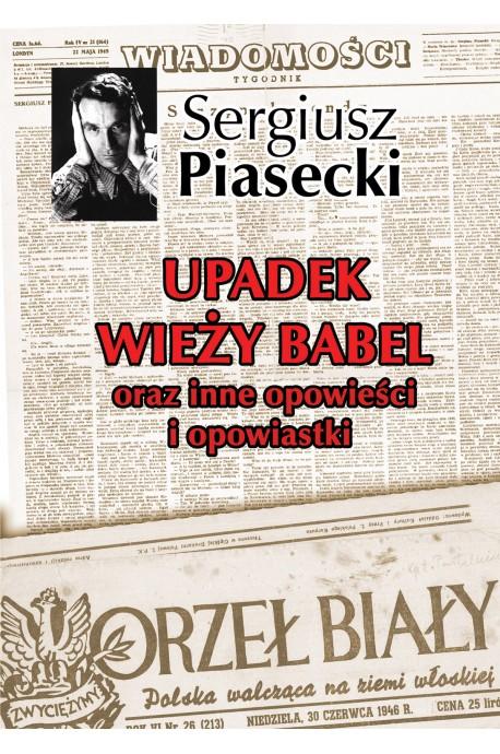 Upadek Wieży Babel oraz inne opowieści i opowiastki (S.Piasecki)