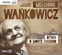 Bitwa o Monte Cassino CD mp3 (M.Wańkowicz)