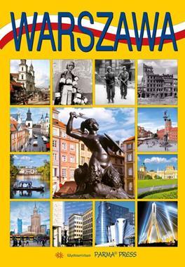 Warszawa album żółty (B.Parma R.Grunwald-Kopeć)