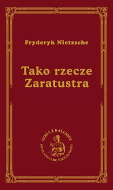Tako rzecze Zaratustra reprint (F.Nietzsche)