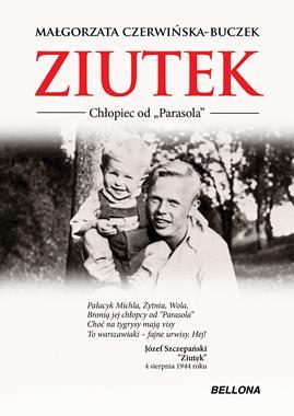 """Ziutek Chłopiec od """"Parasola"""" (M.Czerwińska-Buczek)"""