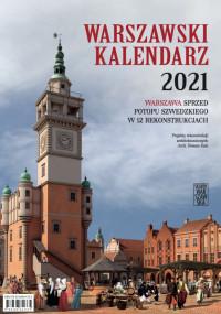 2021 Warszawski kalendarz planszowy (T.Kuls)