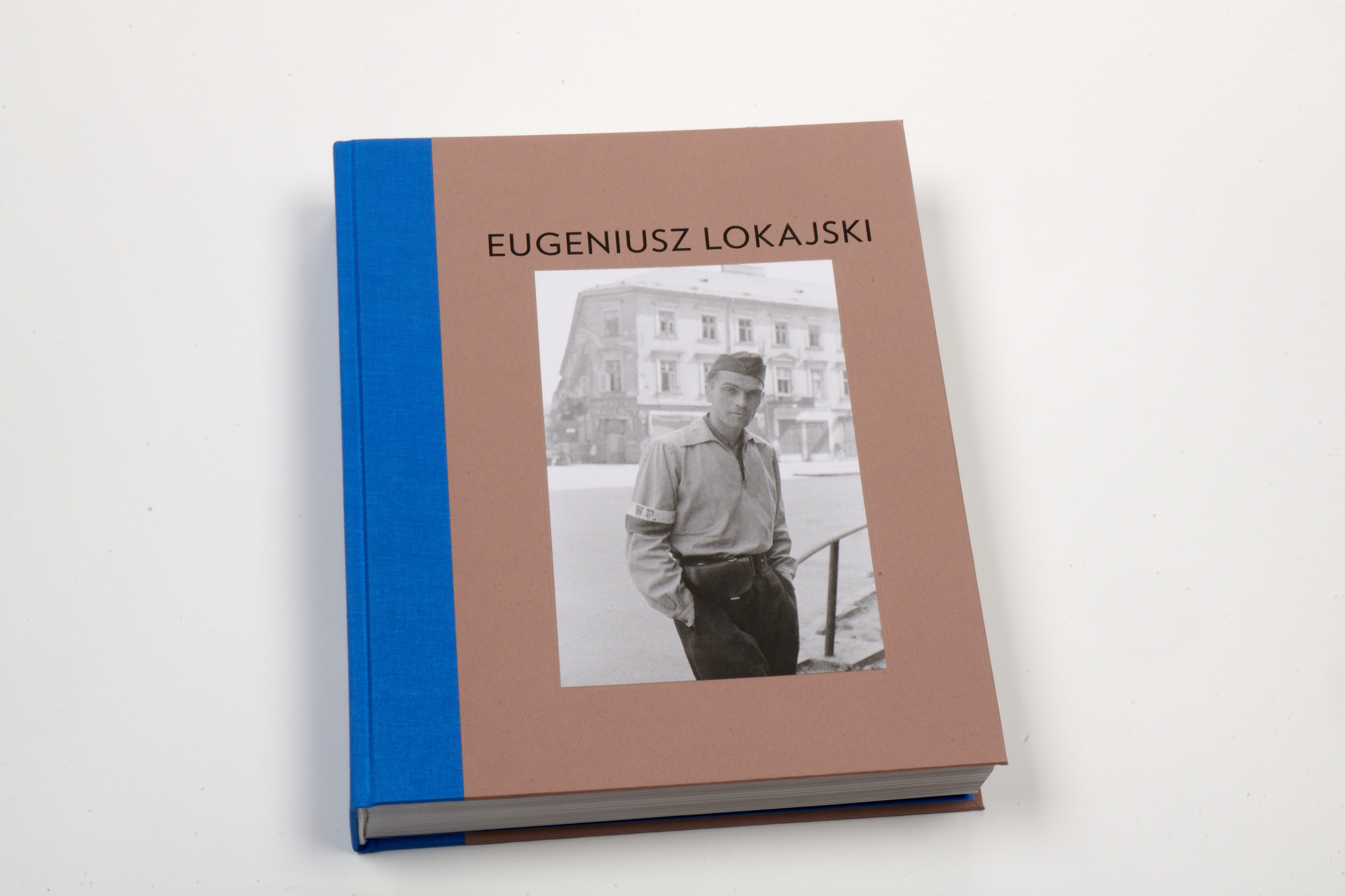 """Eugeniusz Lokajski """"Brok"""" album (opr.zbiorowe)"""