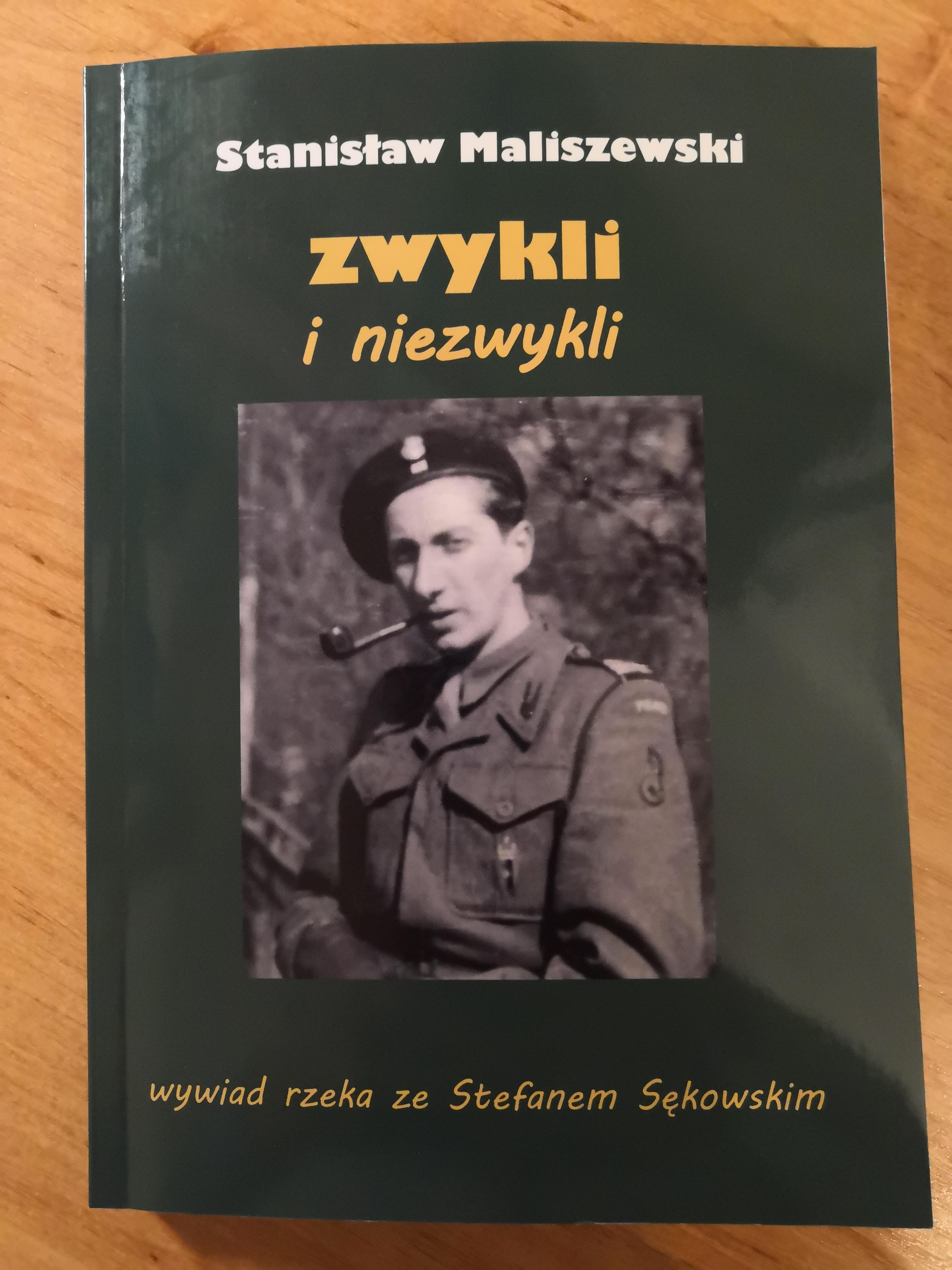 Zwykli i niezwykli Wywiad rzeka ze Stefanem Sękowskim (St.Maliszewski)