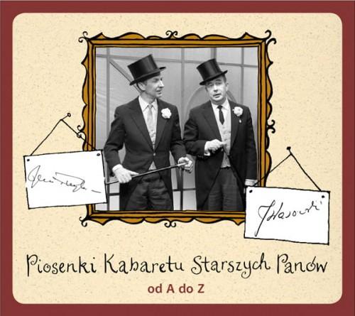 Piosenki Kabaretu Starszych Panów od A do Z CD x 6 (opr.zbiorowe)