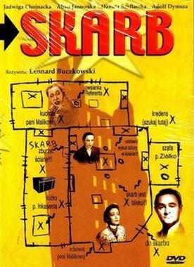 Skarb DVD (L.Buczkowski)