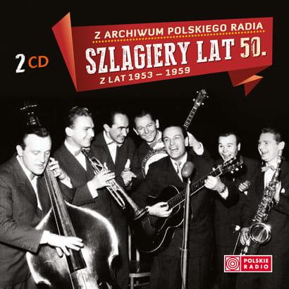 Szlagiery lat 50. z lat 1953-1959 CDx2 (opr.zbiorowe)
